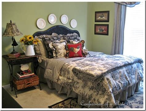 french toile bedroom 17 best images about primitive bedrooms on pinterest
