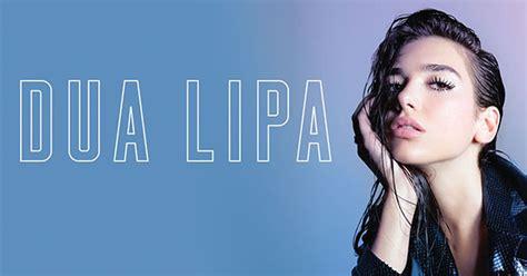 dua lipa vinyl record dua lipa the debut album out now