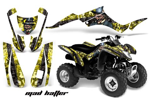 Suzuki Sticker Kit Suzuki Lt Z250 Atv Graphic Decal Sticker Kit