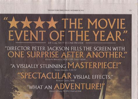 film review quotes these critics won t win oscars for their reviews truth