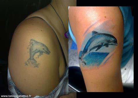 cover up tattoos pictures dolphin tattoos pinterest
