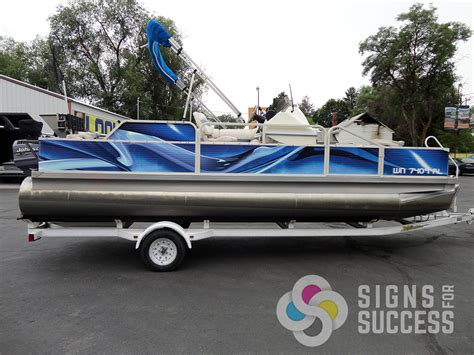 pontoon wrap designs seat boat free pontoon boat wrap designs