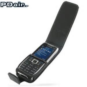 Casing Nokia E51 Set Original pdair leather flip nokia e51