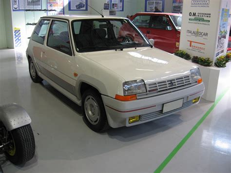 renault super 5 renault super 5 gt turbo wikiwand