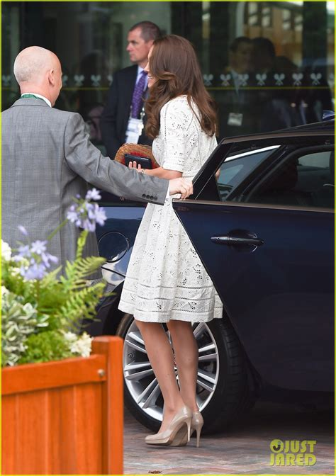 kate middleton at wimbledon 2014 kate middleton prince william cheer on andy murray at