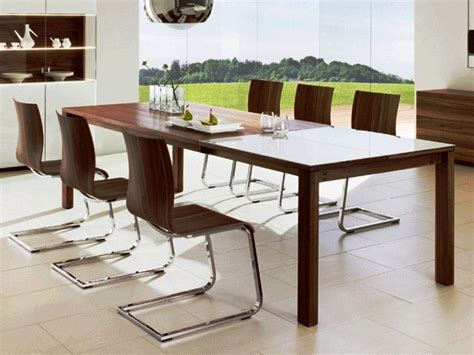 Modern Kitchen Table Sets Ultra Modern Dining Room Tables