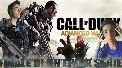 exo zombie tutorial ita call of duty advanced warfare exo zombie finale di serie