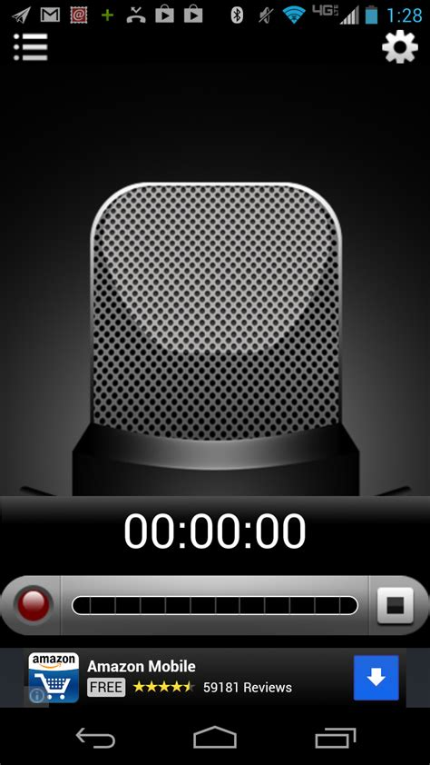 recording app android top four android voice recorder applications techrepublic