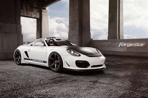 widebody porsche boxster porscheboost 911 design builds a widebody 987 porsche