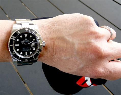 Insider Rolex Submariner Date Ref 116610ln The Black Black On Wrist