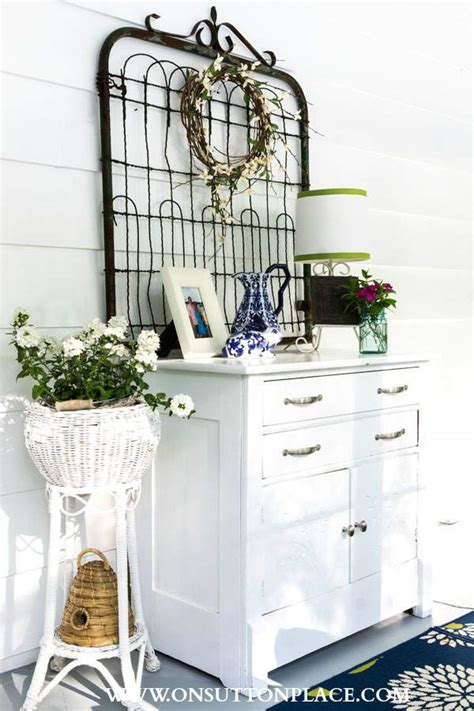 Garden Gate Decor How To Layer A Room In 10 Easy Steps On Sutton Place