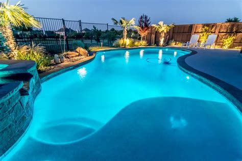 pool lighting ideas landscape lighting pros