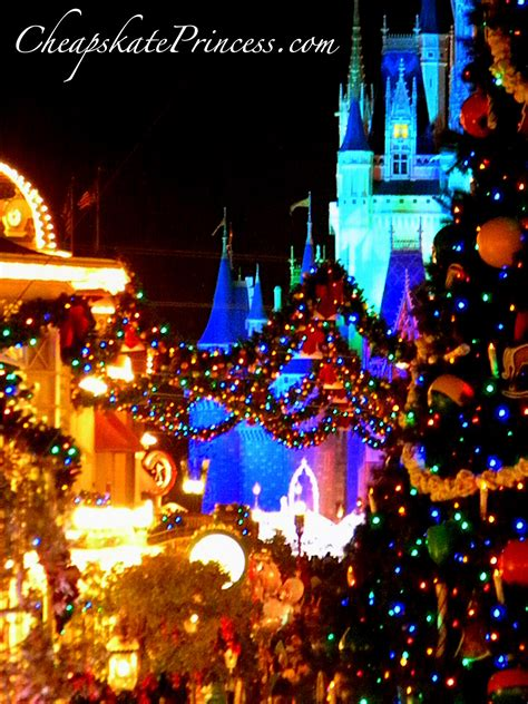 when does disney take down christmas christmas decore