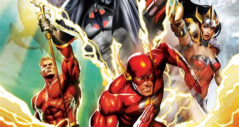 film justice league the flashpoint paradox 2013 justice league the flashpoint paradox first trailer