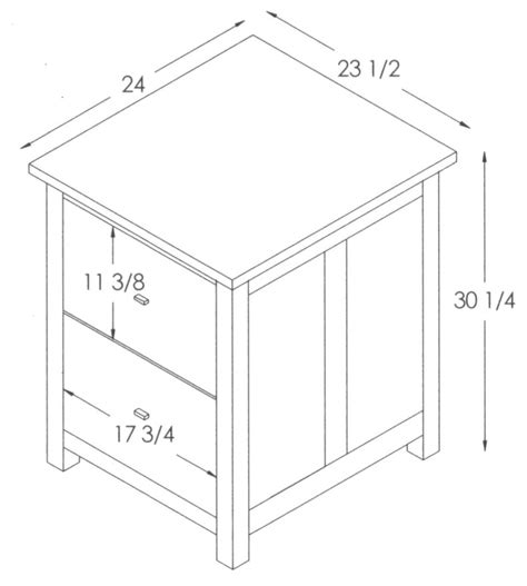 file cabinets dimensions image yvotube
