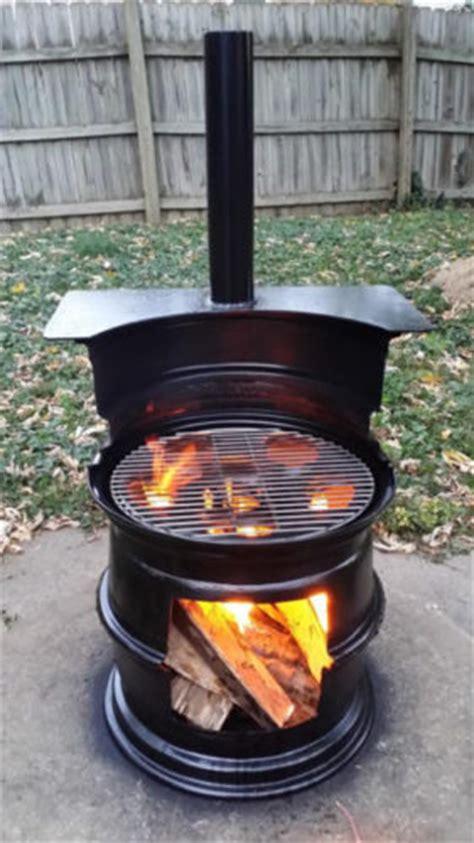 repurpose  rims   firepit info