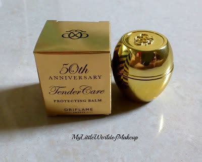 Tender Care Protecting Balm Special Edition my world of make up