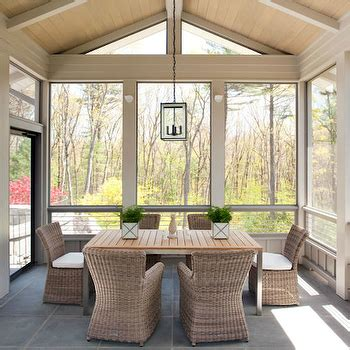 Polished Chrome Dining Table Design Ideas