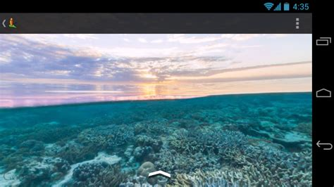Hp Zte Reef takes its mapping service underwater view the
