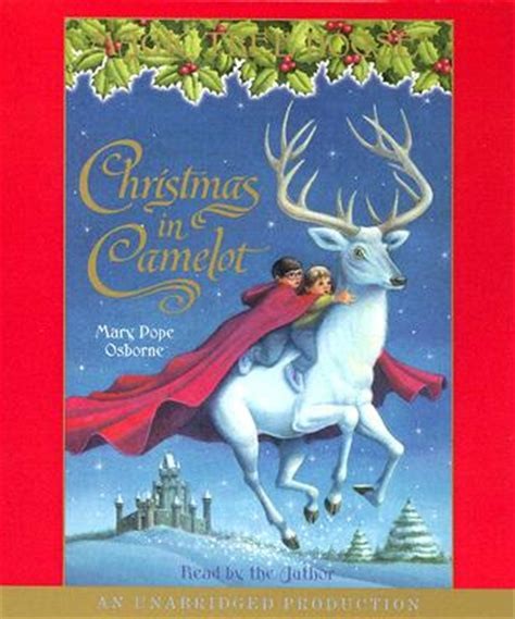 magic tree house 29 christmas in camelot tattered
