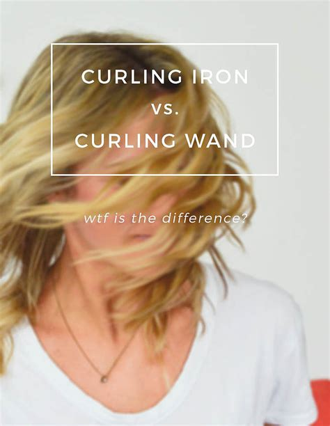 pageant curls hair cruellers versus curling iron the real difference between a curling wand and a curling