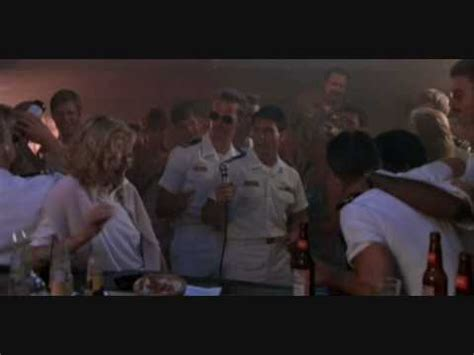 top gun bar scene song quote of the day top gun return to the 80s