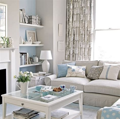 neutral blue neutral living room with a touch of blue cozy neutral
