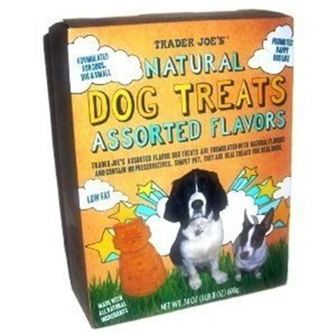 trader joes dogs trader joe s treats assorted flavors 24 oz pet snack