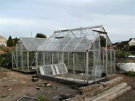 buy a green house second hand greenhouse buying dismantling re building