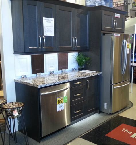 kitchen cabinet displays barrie on cabinet display