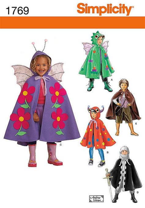 ninja uniform pattern children s cape halloween hobbit dragon butterfly
