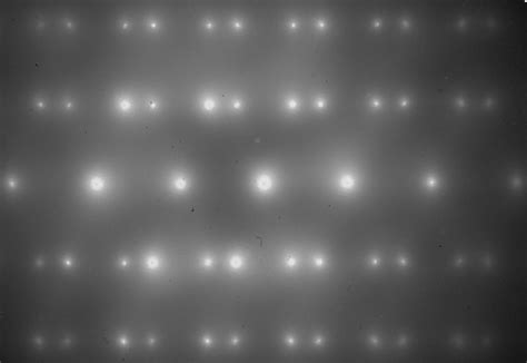 dot pattern opencv doitpoms tlp library indexing electron diffraction patterns