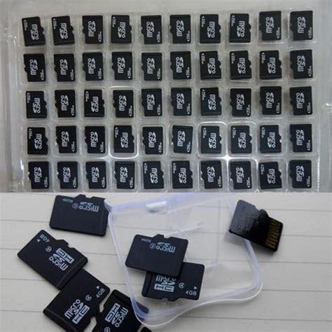 Set Js 2in1 Gb 50 sets a lot 128mb 256mb 512mb 1gb 2gb 4gb 8gb tf memory