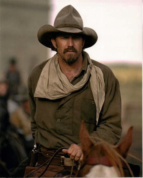 cowboy film starting with w kevin costner as charlie waite in quot open range quot cowboys