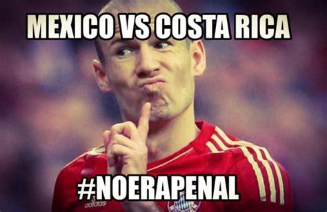 Costa Rica Meme - conoce los memes que arroj 243 el m 233 xico vs costa rica