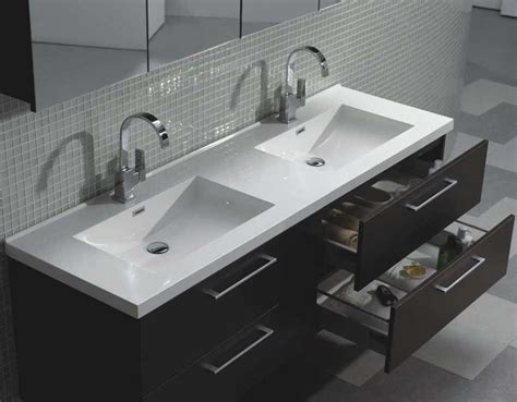 double sink wall mounted vanity 67 quot modern wall mount bathroom vanity double sink tn a1710