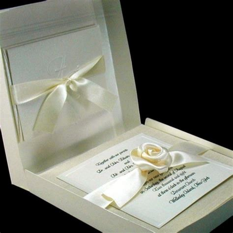 invitaciones elegantes boda invitaciones de cajita para bodas originales 22 ideas