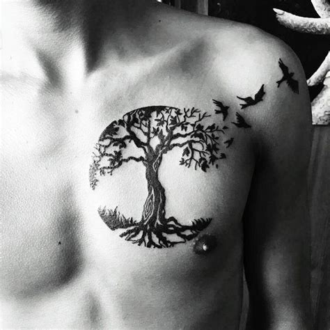 tree of life tattoos designs 23 best hourglass and wings chestpiece images on