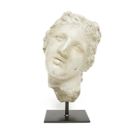 head  diana sculpture  getty store