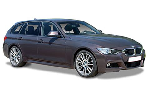 Ficha T 233 Cnica Bmw Serie 3 318d Touring Diesel 2015