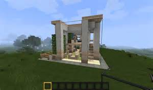 Modern Houses Minecraft Minecraft Small Modern House Minecraft Project