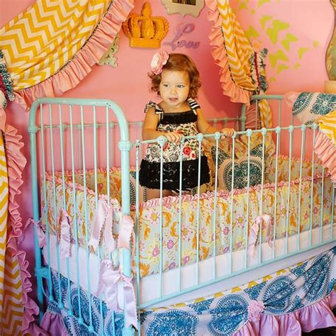 boho baby bedding boho chic baby bedding good lord i d consider having children for this baby stuff