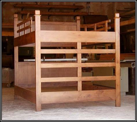 queen size bunk bed frame 9 best images about queen size loft beds on pinterest