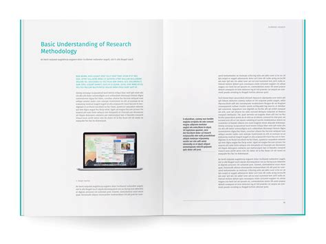 White Paper Template For Indesign Themzy White Paper Design Template