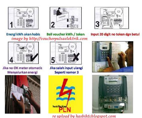 Token Pulsa Pln Rp200 000 cara memasukkan token pulsa electirk listrik prabayar pln