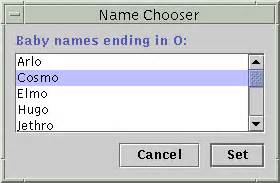 java swing modal dialog how to use boxlayout