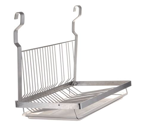 Dish Rack And Drainboard by Esylife Stainless Steel Dish Rack Organizer With Drain