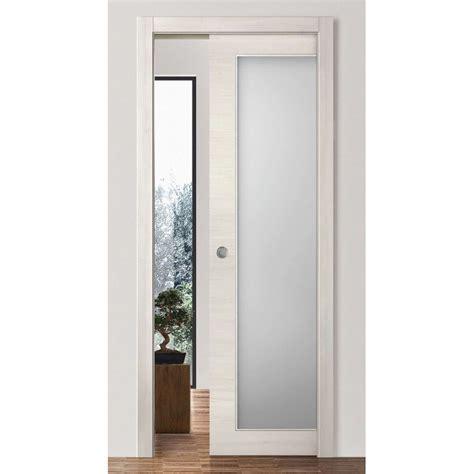 porte interne a vetro porte interne in laminato a vetro simply pv predisposta