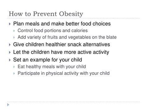 10 Ways To Prevent Obesity by Childhood Obesity
