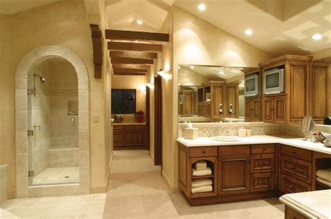 mediterranean bathroom design idaho court residence mediterranean bathroom
